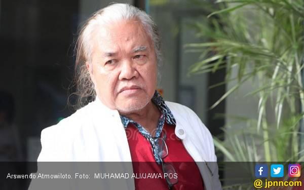 Arswendo Atmowiloto Tetap Semangat meski Diserang Kanker Prostat - JPNN.com