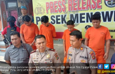 Pelaku Jaringan Curat Bali-Lombok Ditembak Polisi - JPNN.com