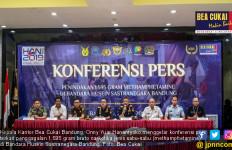 Bea Cukai Bandung Menggagalkan Penyelundupan 1.595 Gram Sabu-sabu - JPNN.com