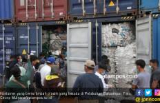 Bea Cukai Beri Waktu 90 Hari pada Importir untuk Reekspor Limbah Plastik B3 - JPNN.com