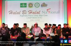 Menpora: Halalbihalal Asparagus jadi Inspirasi dan Motivasi Para Santri - JPNN.com