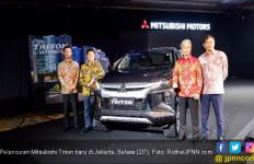 Mitsubishi Triton Baru Resmi Mengaspal, Berikut Detail Harganya - JPNN.com