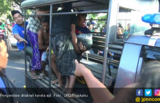 Tewas Disambar Kereta Api Saat Kencing di Rel - JPNN.com