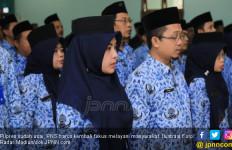 Pilpres 2019 Sudah Selesai, Menteri Syafruddin Minta ASN Kembali Fokus Bekerja - JPNN.com