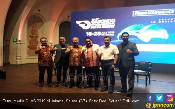 41 Merek Otomotif Siap Ramaikan GIIAS 2019 - JPNN.com