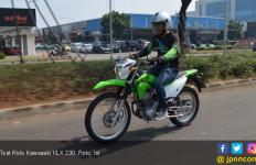 Test Ride Kawasaki KLX 230: Nyaman di Jalur Aspal - JPNN.com