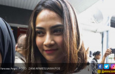 Hirup Udara Bebas, Vanessa Angel Gelar Syukuran Bareng Anak Yatim - JPNN.com