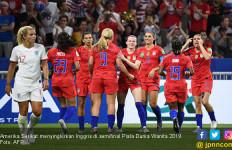 1 Gol Dianulir VAR, 1 Penalti Gagal, 1 Kartu Merah, Inggris Gagal ke Final Piala Dunia Wanita 2019 - JPNN.com