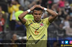 Gagal Eksekusi Penalti, Bek Kolombia Diancam Ditembak Mati Seperti Andres Escobar - JPNN.com