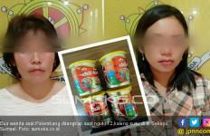 Dua Wanita Tertangkap Basah Ngutil 12 Kaleng Susu di Minimarket Dupan - JPNN.com