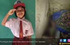 Pembunuh Bocah 8 Tahun di Bogor Menyerahkan Diri ke Polisi - JPNN.com