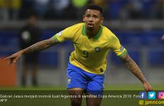 Lihat 2 Gol Brasil ke Gawang Argentina dan Simak Pengakuan Jesus - JPNN.com