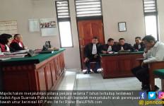 Terbukti Mencabuli Siswi SMP, Mahasiswa Ini Divonis 7 Tahun Penjara - JPNN.com