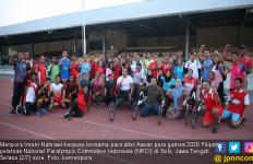 Menpora Tinjau Pelatnas Paralympic di Solo: Ingin Pastikan Atlet dalam Kondisi Baik - JPNN.com