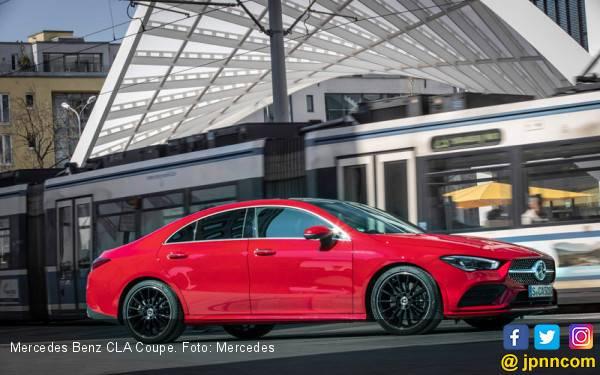 Mercedes Benz Bawa Sedan CLA Coupe dan GLE AMG Baru di GIIAS 2019 - JPNN.com