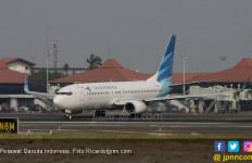 Garuda Indonesia GA 271 Mendarat Darurat di Bandara Halim - JPNN.com