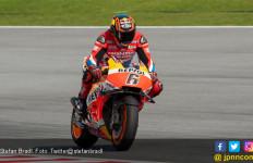 MotoGP Jerman: Jorge Lorenzo Absen, Stefan Bradl Untung - JPNN.com