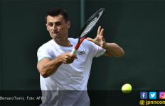 Bernard Tomic Kena Denda Rp 800 Juta Gara-Gara Main Tidak Serius di Wimbledon 2019 - JPNN.com