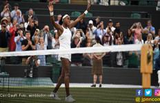Sensasi Cori Gauff, Cewek 15 Tahun Itu Tembus Babak Ketiga Wimbledon 2019 - JPNN.com
