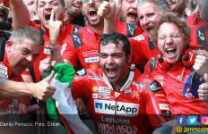 Danilo Petrucci Perpanjang Kontrak Bersama Ducati - JPNN.com