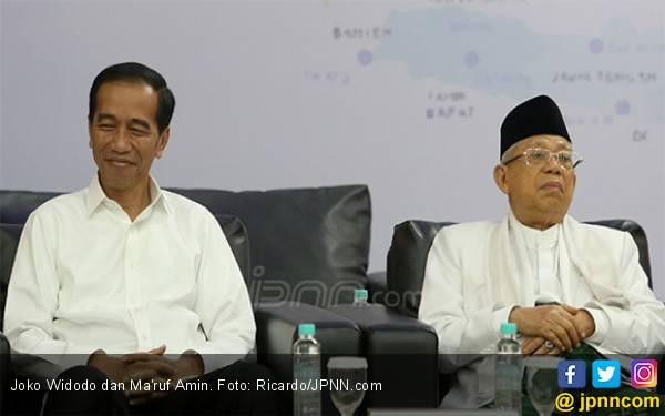 Jokowi Sebut PPP Pantas Minta 9 Kursi Menteri - JPNN.com
