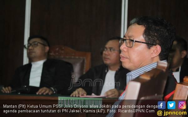 JPU Minta Hakim Jatuhkan Hukuman 2,5 Tahun Bui buat Jokdri - JPNN.com