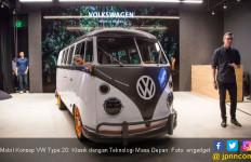 Mobil Konsep VW Type 20: Klasik dengan Teknologi Masa Depan - JPNN.com