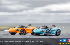 McLaren Rilis Mobil Listrik Mainan Terbaru - JPNN.com