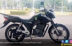 Ridwal Kamil Geber Motor Listrik Buatan Lokal - JPNN.com