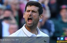 Beraninya Novak Djokovic Melakukan Itu di Wimbledon 2019, Lihat Akibatnya - JPNN.com