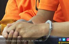 Perempuan PNS Tugas di KPU Ditangkap Polisi - JPNN.com