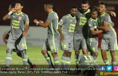 Borneo FC Punya Modal Bagus Hadapi Persija di Leg Kedua Semifinal Piala Indonesia - JPNN.com