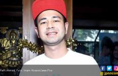 Raffi Ahmad: Aku kalau Disuruh Enggak Ngomong, ya Susah - JPNN.com