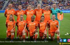 Belanda Butuh Gol di Menit ke-99 Untuk Lolos ke Final Piala Dunia Wanita 2019 - JPNN.com