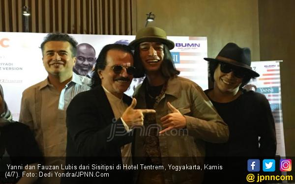Yanni Ingin Kenalkan Budaya Yogyakarta ke Dunia Lewat Prambanan Jazz - JPNN.com