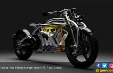 Curtiss Kembangkan Motor Listrik dengan Konsep Baterai V8 - JPNN.com