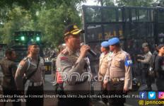 Polda Metro Jaya Bentuk Tim Morres untuk Amankan Pelantikan Presiden - JPNN.com