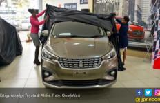 Toyota Jual Ertiga di Afrika Hampir Rp 9 Miliar - JPNN.com