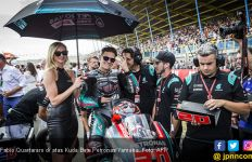 Quartararo Kuasai FP2 MotoGP Thailand, Marquez Posisi Enam - JPNN.com