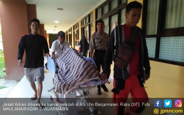 Detik – detik Arbani Dihabisi Kakak Ipar dan Ponakan Gegara Uang Ganti Rugi Lahan, Sadis! - JPNN.com