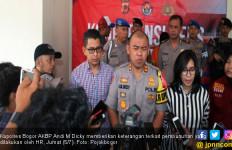 Tukang Bubur Pembunuh Bocah 8 Tahun di Bogor Memiliki Kelainan Seksual - JPNN.com