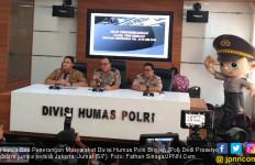 Terkait Kekerasan saat Kerusuhan 21 Mei, 10 Anggota Brimob Jalani Sidang Etik dan Disiplin - JPNN.com