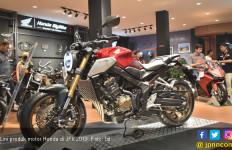 Selama Jakarta Fair Kemayoran, Ribuan Motor Honda Ludes - JPNN.com