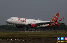 Batik Air Terbang Langsung dari Soekarno-Hatta ke Don Mueang - JPNN.com