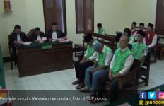 Lima Warga Malaysia Dituntut Jaksa 15 Tahun Penjara - JPNN.com