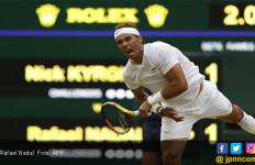Nadal Butuh Waktu 184 Menit Kalahkan Petenis Nakal Australia di Babak Kedua Wimbledon 2019 - JPNN.com