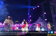 Di Depan Candi Prambanan, Tashoora Tampil Sempurna - JPNN.com