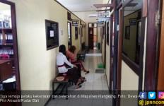 Tiga Remaja yang Telanjangi Siswi SMP jadi Tersangka - JPNN.com