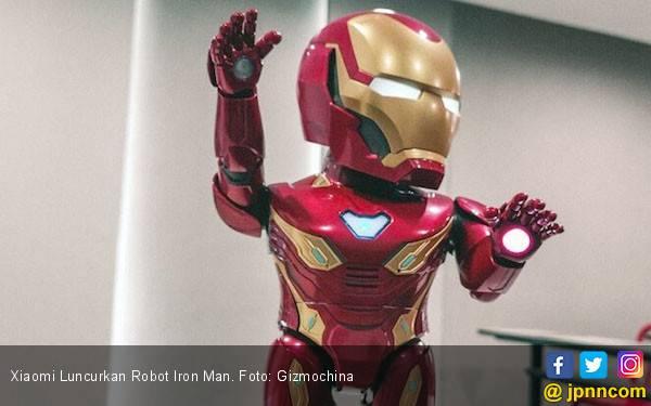 Xiaomi Luncurkan Robot Iron Man MK50 dengan Harga Rp 4 Juta - JPNN.com
