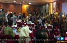 Pertunjukan Seni Warga Binaan Hasilkan Dana Bantuan untuk Korban Bencana - JPNN.com